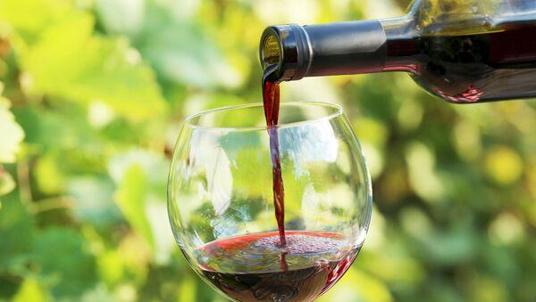 Červené víno - Sputnik Česká republika