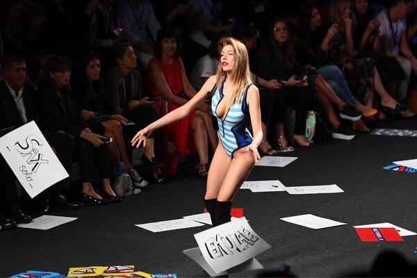 Mercedes-Benz Fashion Week Madrid - Sputnik Česká republika