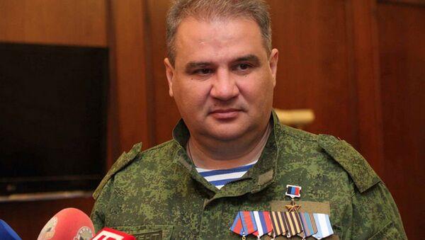 Ministr příjmů a poplatků DLR Alexandr Timofejev - Sputnik Česká republika