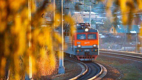 Železnice - Sputnik Česká republika