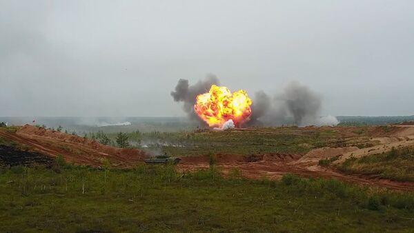 Solncepek, Terminator a Bumerang: zbraně Pozemních vojsk Ruska - Sputnik Česká republika