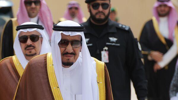Král Saúdské Arábie Salmán bin Abd al-Azíz - Sputnik Česká republika