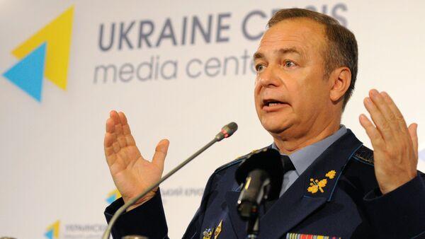 Ukrajinský generál Igor Romaněnko - Sputnik Česká republika