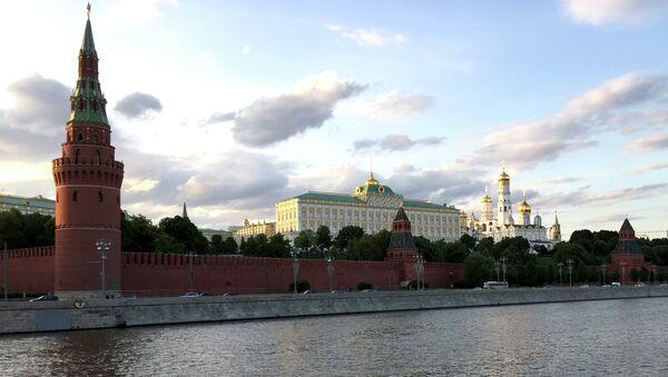 Moskevský Kreml - Sputnik Česká republika