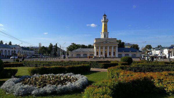 Kostromské náměstí - Sputnik Česká republika