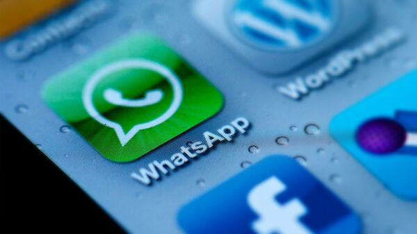 Messenger WhatsApp  - Sputnik Česká republika