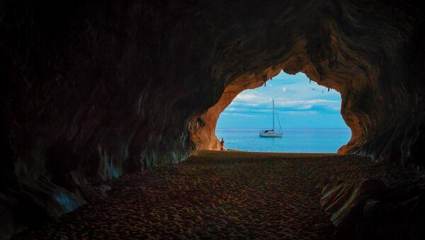 Jeskyně. Ilustrační foto - Sputnik Česká republika