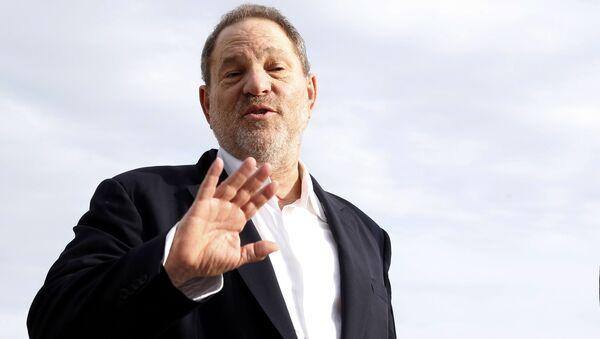 Producenta Harvey Weinstein - Sputnik Česká republika