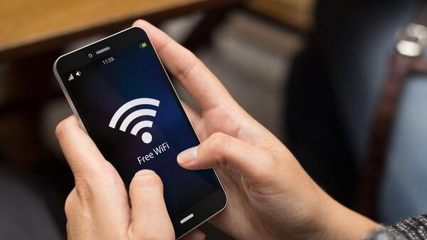 Wi-Fi - Sputnik Česká republika