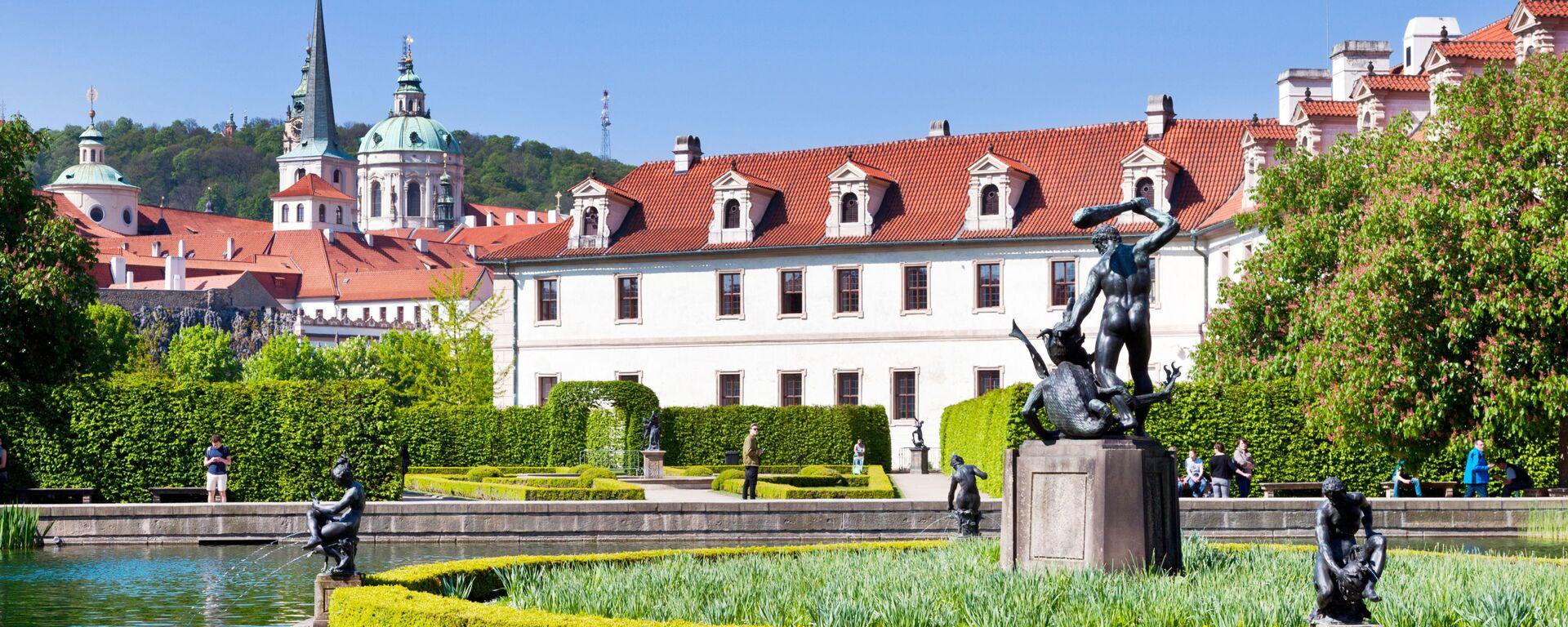 Senát Parlamentu České republiky - Sputnik Česká republika, 1920, 18.08.2021
