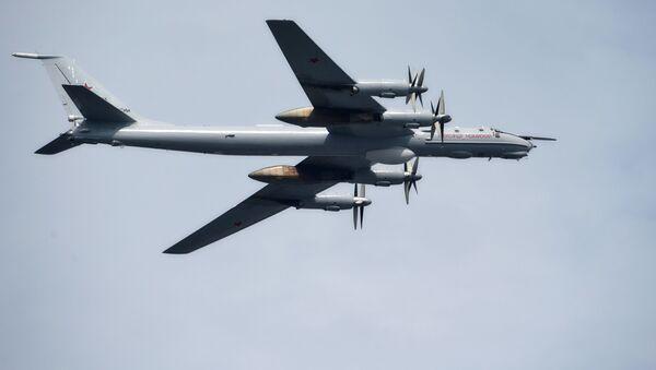Strategický bombardér Tu-95 - Sputnik Česká republika