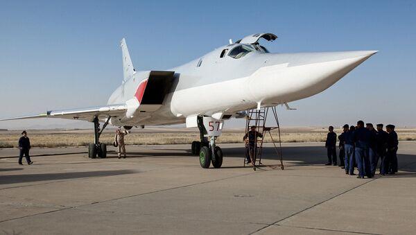 Bombardér Tu-22M3 - Sputnik Česká republika