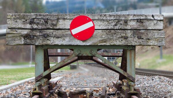 Koleje. Ilustrační foto - Sputnik Česká republika