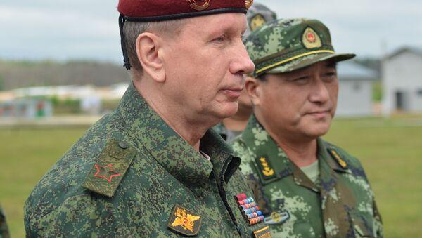 Ředitel Ruské národní gardy Viktor Zolotov - Sputnik Česká republika