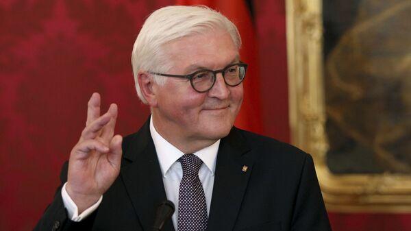 Prezident Německa Frank-Walter Steinmeier - Sputnik Česká republika