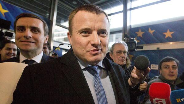 Ministr energetiky Volodymyr Děmčyšyn - Sputnik Česká republika