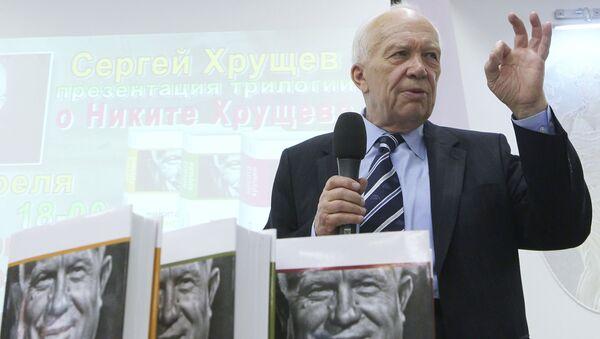 Sergej Chruščov - Sputnik Česká republika