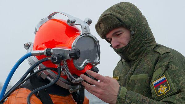 Potápěč - Sputnik Česká republika