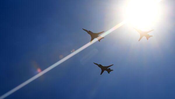Bombardéry Tu-22M3 - Sputnik Česká republika