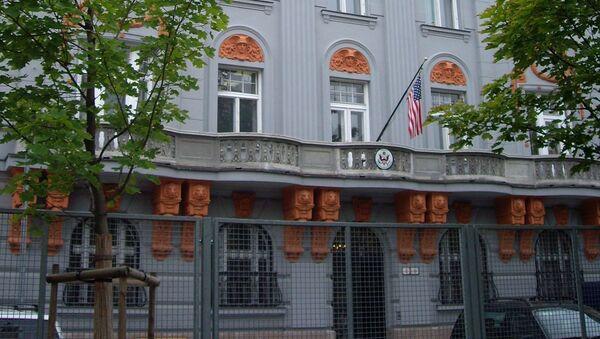 Americká ambasáda v Bratislavě  - Sputnik Česká republika