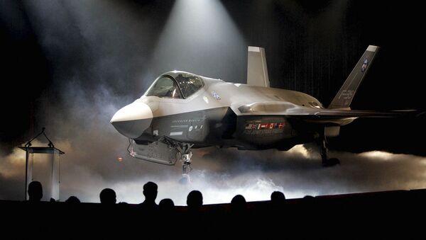 Stíhací letoun F-35 - Sputnik Česká republika