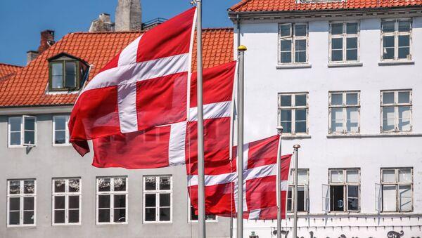 Dánská vlajka - Sputnik Česká republika