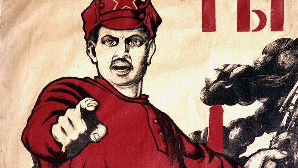 Plakát Přidal jsi se dobrovolníkem? - Sputnik Česká republika