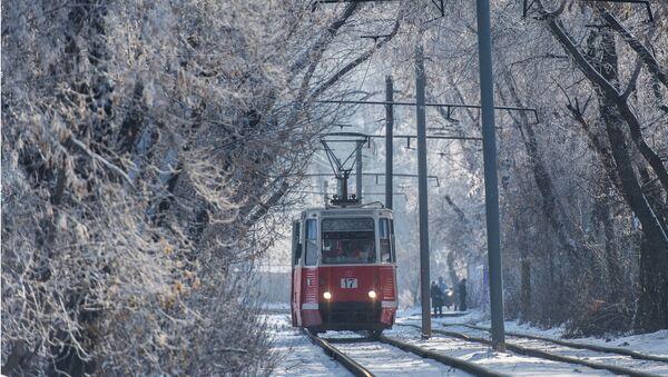 Tramvaj. Ilustrační foto - Sputnik Česká republika