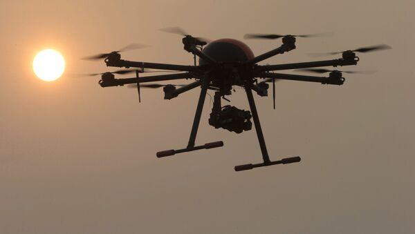 Čínský dron - Sputnik Česká republika
