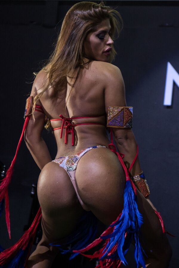 Miss Bum-Bum v Sao Paulu - Sputnik Česká republika