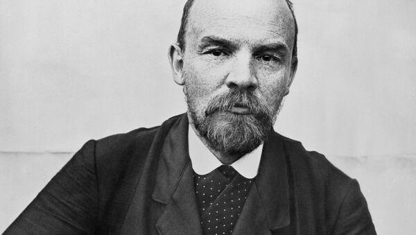 Hlavní organizátor Velké říjnové socialistické revoluce 1917 Vladimir Lenin - Sputnik Česká republika