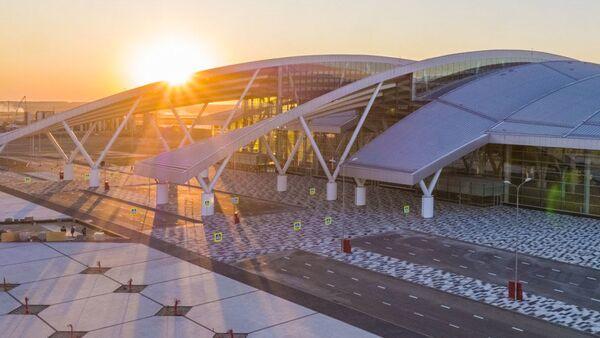 Mezinárodní letiště Platov v Rostovské oblasti - Sputnik Česká republika