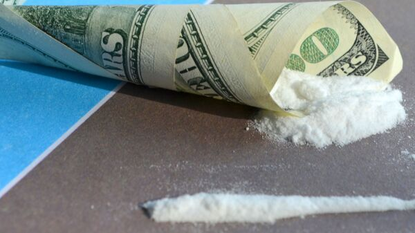 Drogy a dolar - Sputnik Česká republika