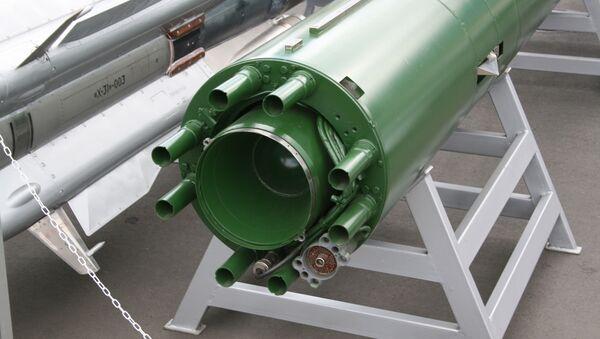 Ruské torpédo Škval - Sputnik Česká republika