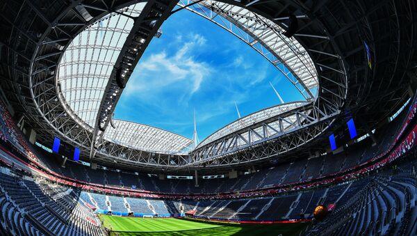 Zenit Arena v Petrohradu - Sputnik Česká republika