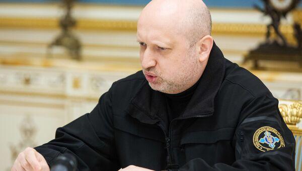 Oleksandr Turčynov - Sputnik Česká republika