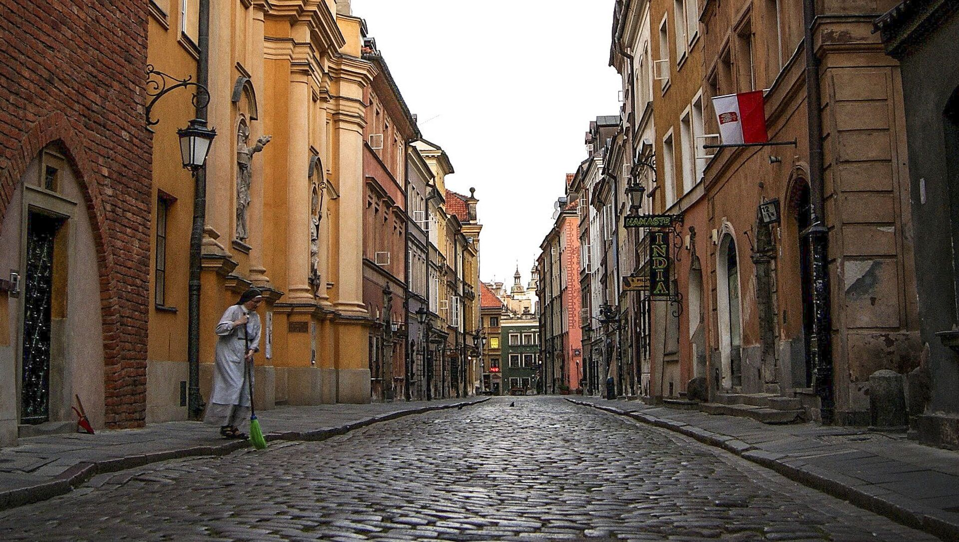 Varšava, Polsko - Sputnik Česká republika, 1920, 27.02.2021