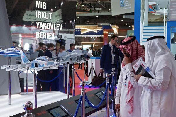 Dubai Airshow 2017: prezentace nejlepších leteckých novinek - Sputnik Česká republika