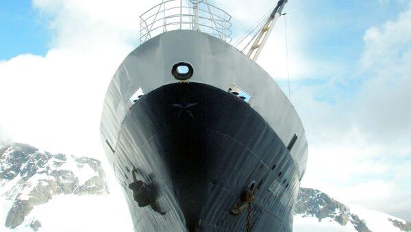 Sovětská výletní loď Ljubov Orlova - Sputnik Česká republika