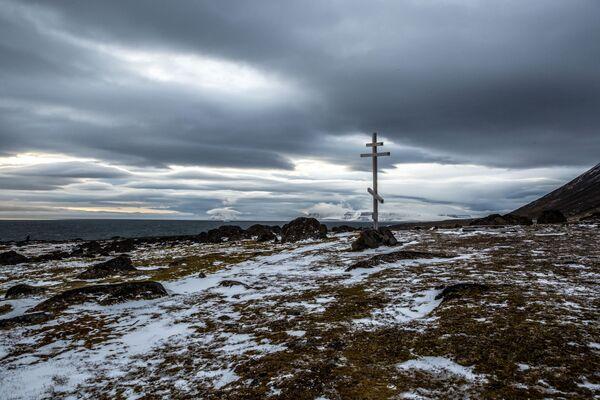 Ledová krása Země Františka Josefa - Sputnik Česká republika