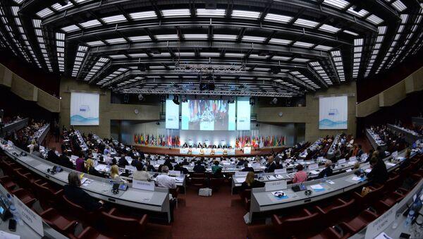Parlamentní shromáždění OBSE - Sputnik Česká republika