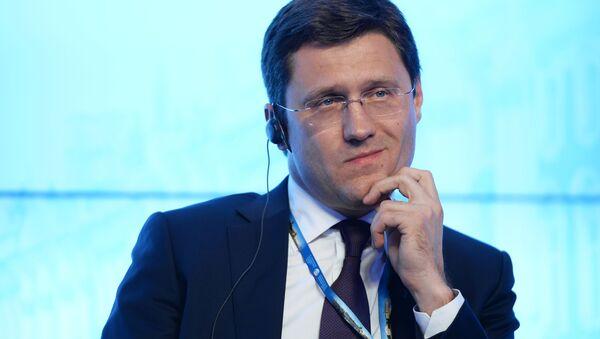 Alexandr Novak - Sputnik Česká republika