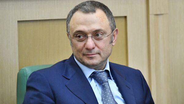 Ruský senátor Sulejman Kerimov - Sputnik Česká republika