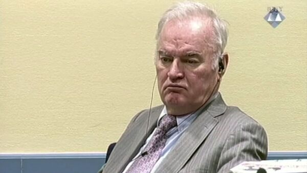 Ratko Mladić - Sputnik Česká republika