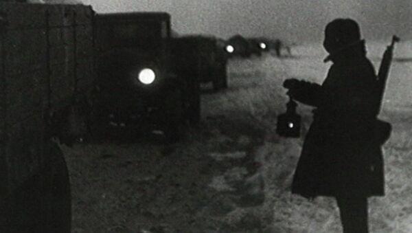 Cesta života: jak Leningrad získal naději na záchranu - Sputnik Česká republika
