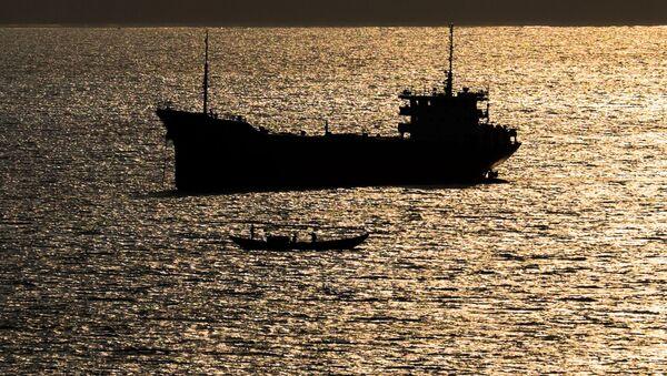 Lod' v Jihočínském moři - Sputnik Česká republika