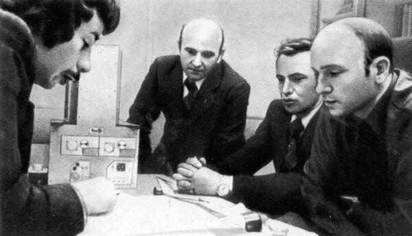 Neznámý archiv ruské jaderné univerzity - Sputnik Česká republika