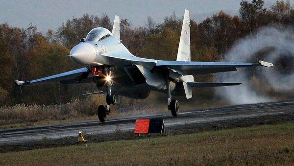 Stíhačka Su-30 M2 - Sputnik Česká republika