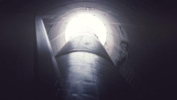 Raketa v raketovém silu - Sputnik Česká republika