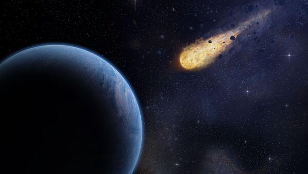 Meteor. Ilustrační foto - Sputnik Česká republika